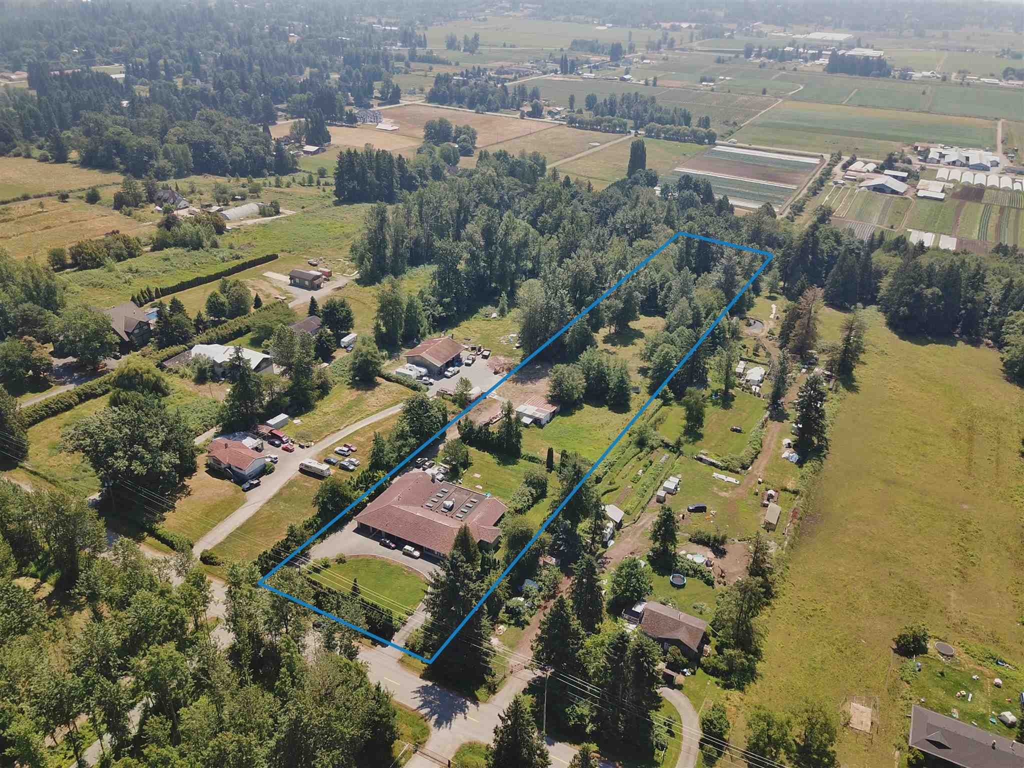 18148 92 AVENUE - Port Kells House with Acreage for sale, 5 Bedrooms (R2597925)