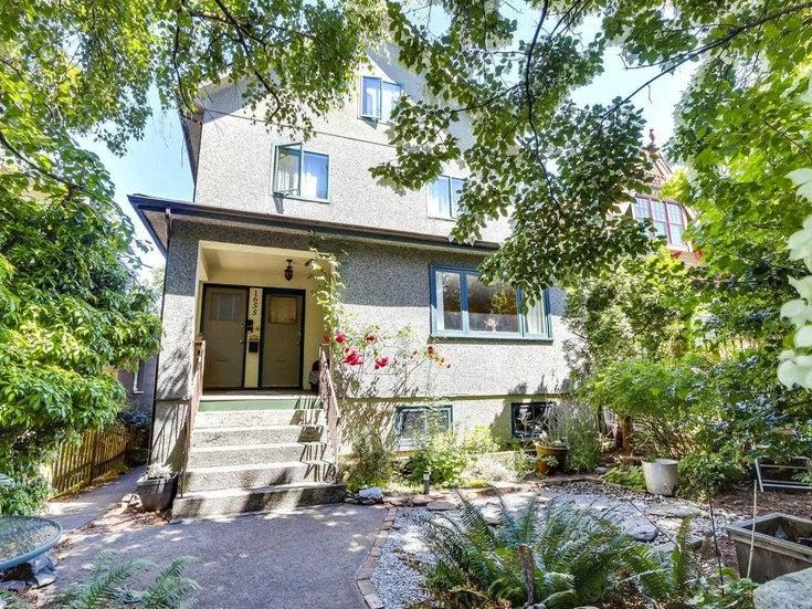 1655 ADANAC STREET - Hastings House/Single Family for sale, 6 Bedrooms (R2598033)