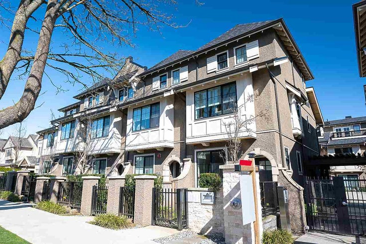 8530 OSLER STREET - Marpole Townhouse for sale, 3 Bedrooms (R2598068)