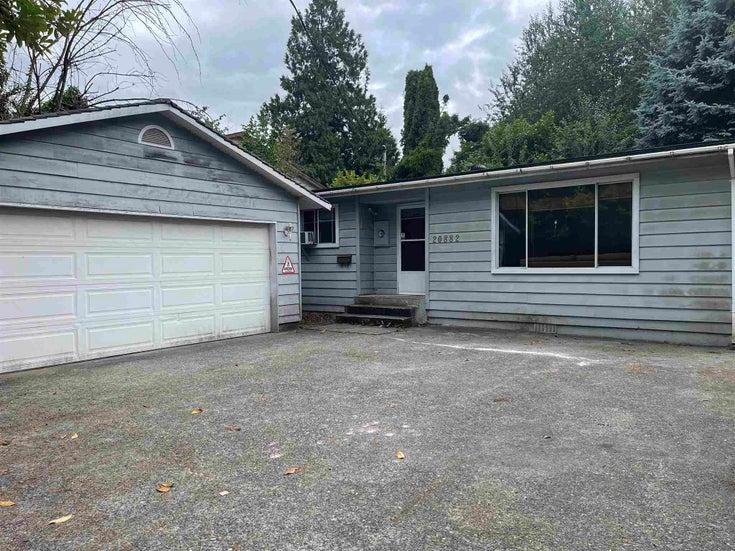 20882 DEWDNEY TRUNK ROAD - Northwest Maple Ridge House/Single Family for sale, 3 Bedrooms (R2598114)