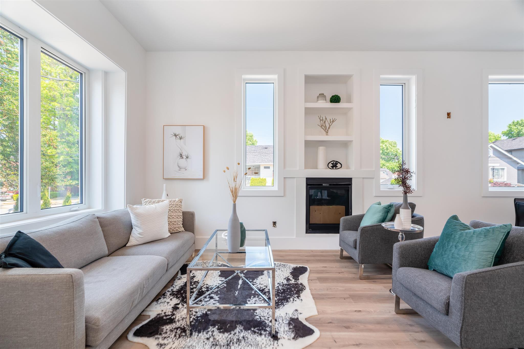 4104 PRINCE ALBERT STREET - Fraser VE 1/2 Duplex for sale, 4 Bedrooms (R2598218) - #1