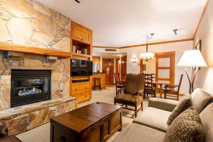 319 2202 GONDOLA WAY - Whistler Creek Apartment/Condo for sale, 1 Bedroom (R2598249)