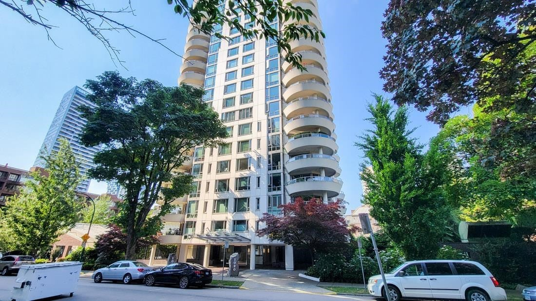 1402 1020 HARWOOD STREET - West End VW Apartment/Condo for sale, 2 Bedrooms (R2598262) - #1
