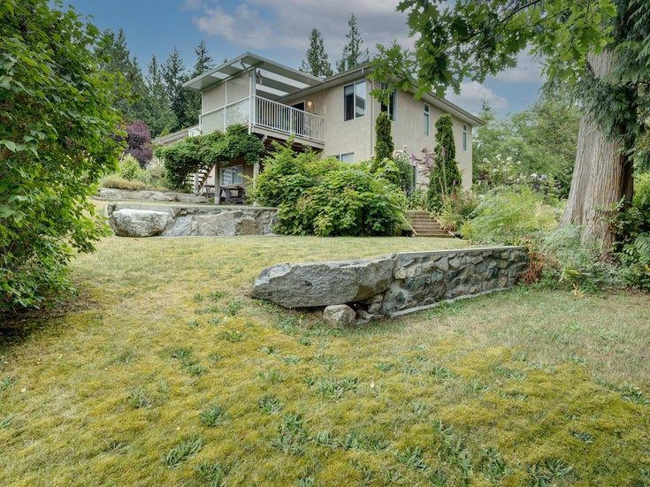 2870 ROBINSON ROAD - Roberts Creek House/Single Family for sale, 4 Bedrooms (R2598267)