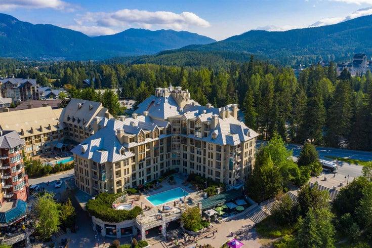 720 4320 SUNDIAL CRESCENT - Whistler Village Apartment/Condo for sale(R2598306)