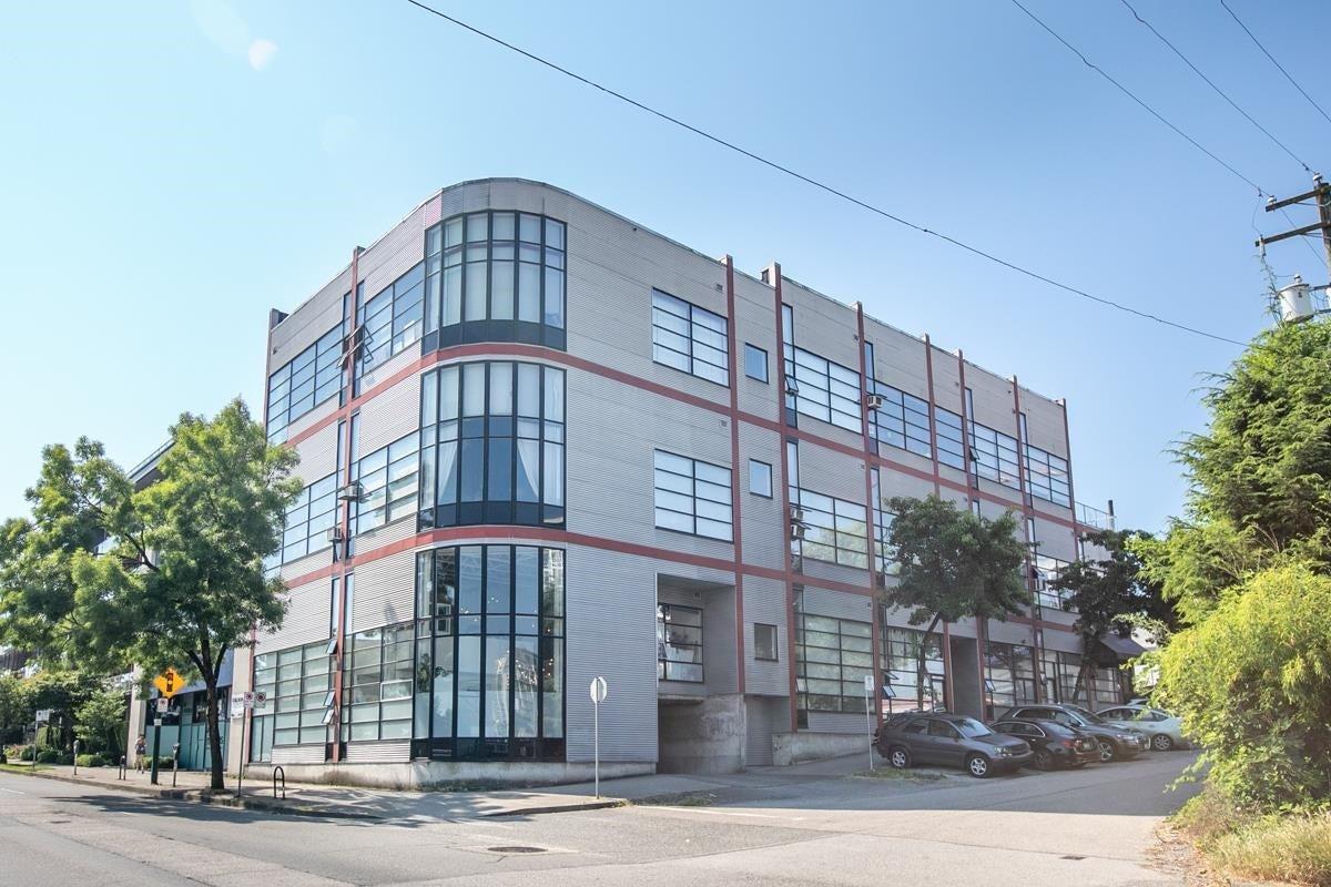 306 1850 LORNE STREET - Mount Pleasant VE Apartment/Condo for sale(R2598401) - #1