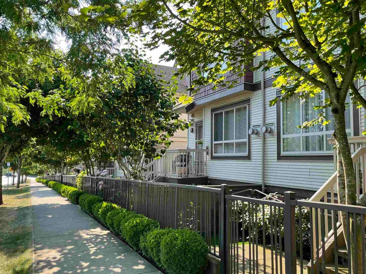 8 19560 68 AVENUE - Clayton Townhouse for sale, 4 Bedrooms (R2598482)