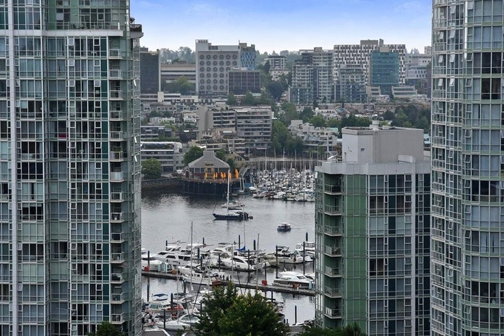2209 1008 CAMBIE STREET - Yaletown Apartment/Condo for sale, 1 Bedroom (R2598501)