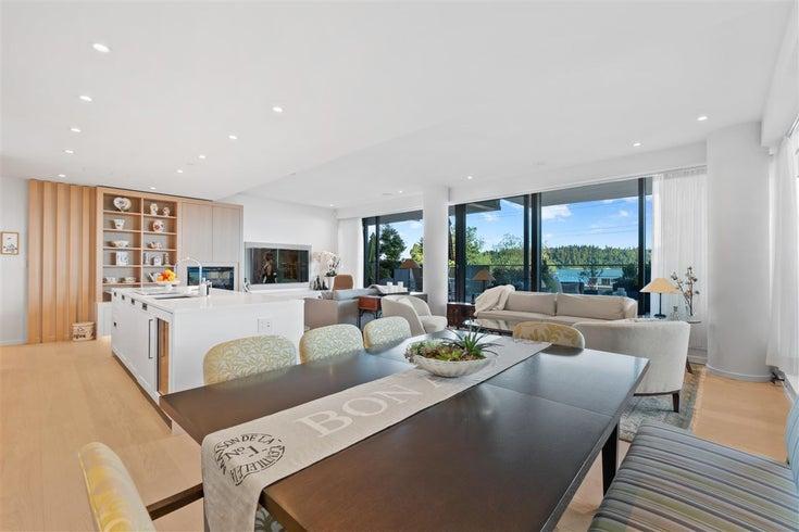203 1327 BELLEVUE AVENUE - Ambleside Apartment/Condo for sale, 2 Bedrooms (R2598538)
