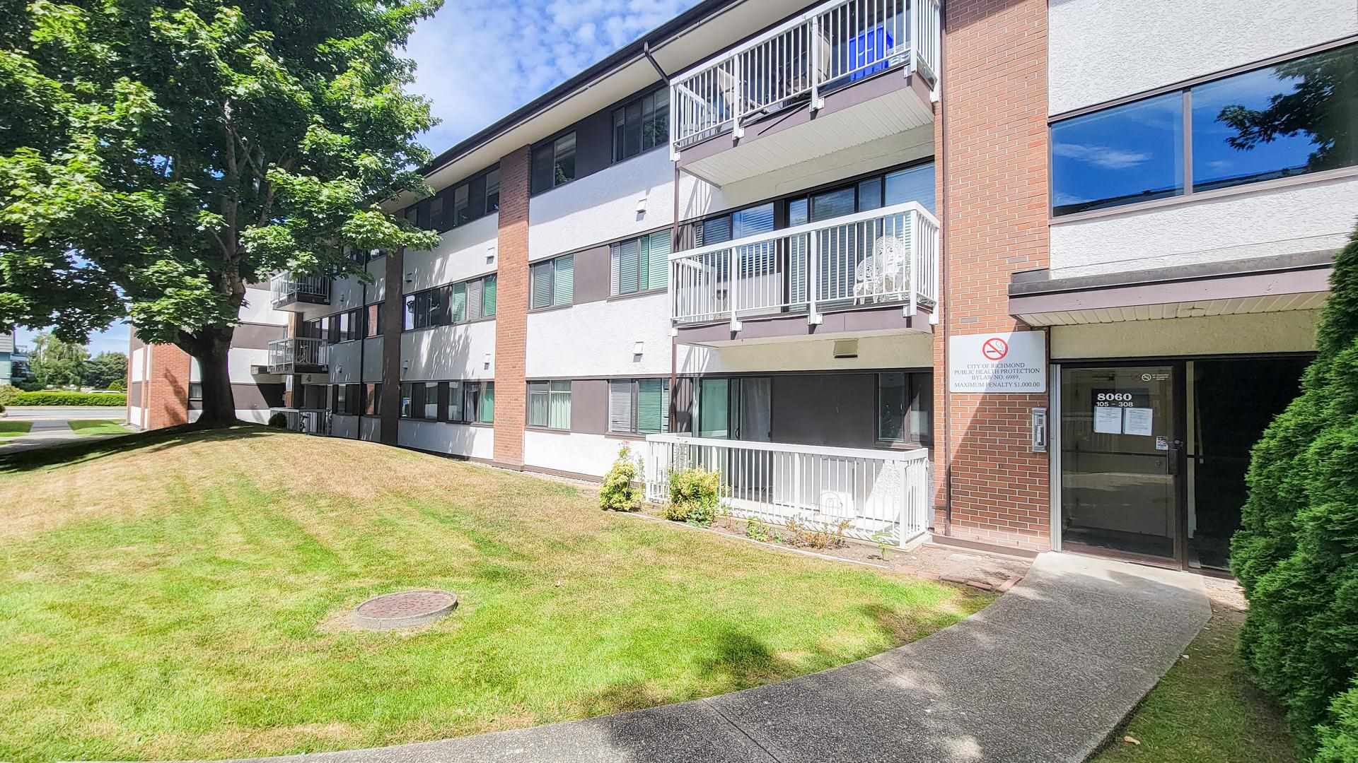 305 8060 RYAN ROAD - South Arm Apartment/Condo for sale, 3 Bedrooms (R2598569)