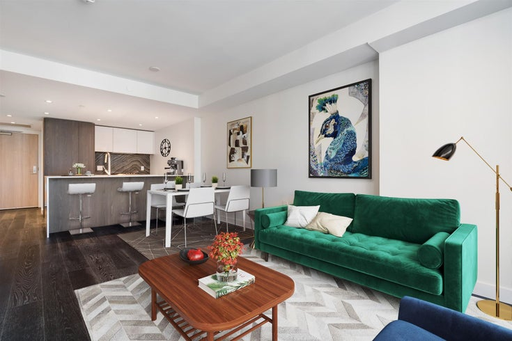 1501 1111 RICHARDS STREET - Yaletown Apartment/Condo for sale, 1 Bedroom (R2598700)