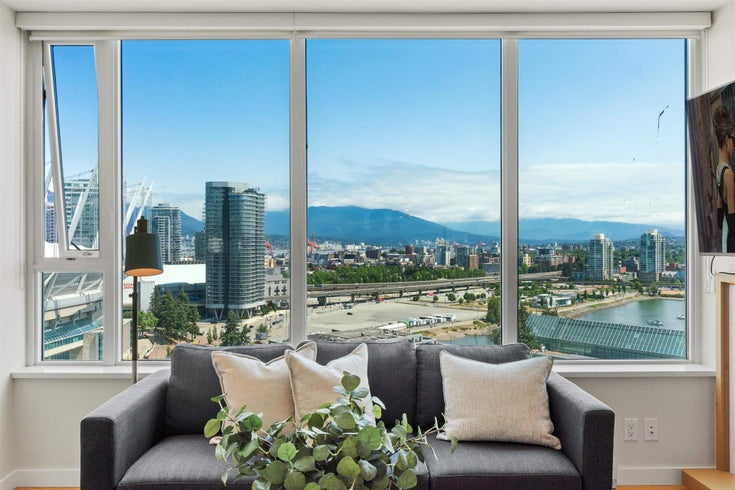 2506 8 SMITHE MEWS - Yaletown Apartment/Condo for sale, 2 Bedrooms (R2598704)
