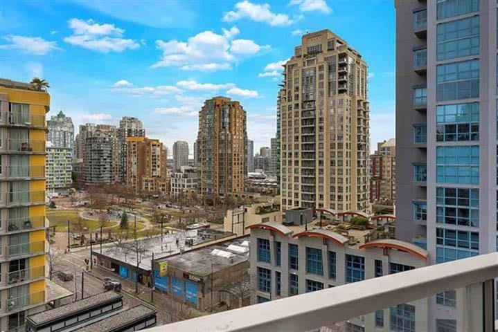 708 1255 SEYMOUR STREET - Downtown VW Apartment/Condo for sale, 1 Bedroom (R2598708)