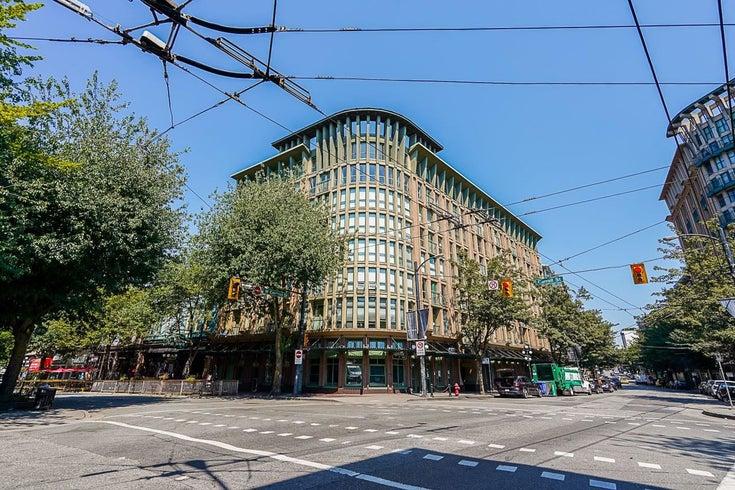 502 1 E CORDOVA STREET - Downtown VE Apartment/Condo for sale, 1 Bedroom (R2598724)