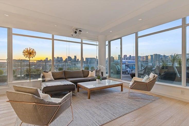 1101 1661 ONTARIO STREET - False Creek Apartment/Condo for sale, 2 Bedrooms (R2598732)