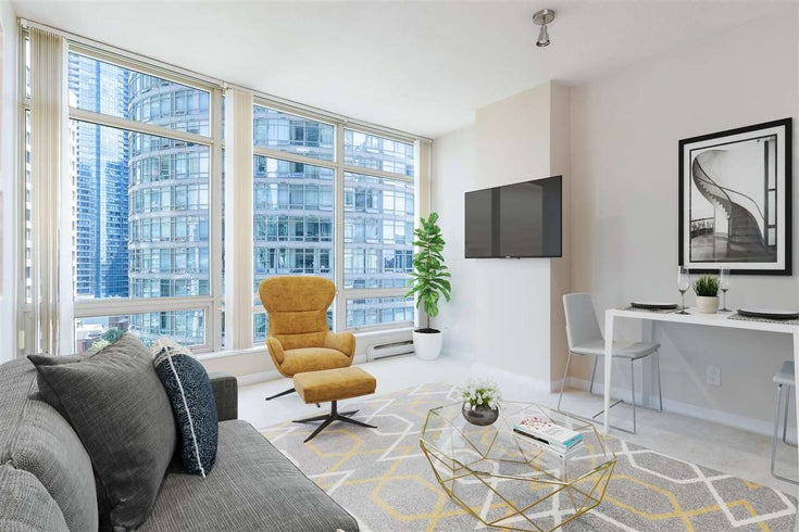 1101 1288 ALBERNI STREET - West End VW Apartment/Condo for sale, 2 Bedrooms (R2598738)
