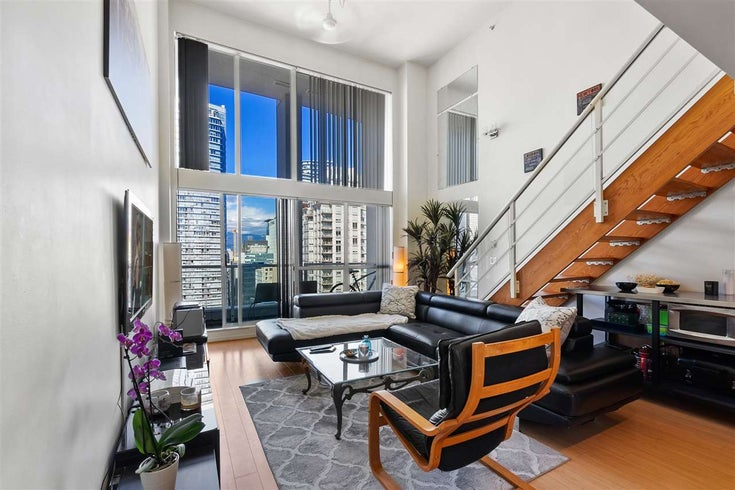 1213 933 SEYMOUR STREET - Downtown VW Apartment/Condo for sale, 1 Bedroom (R2598781)