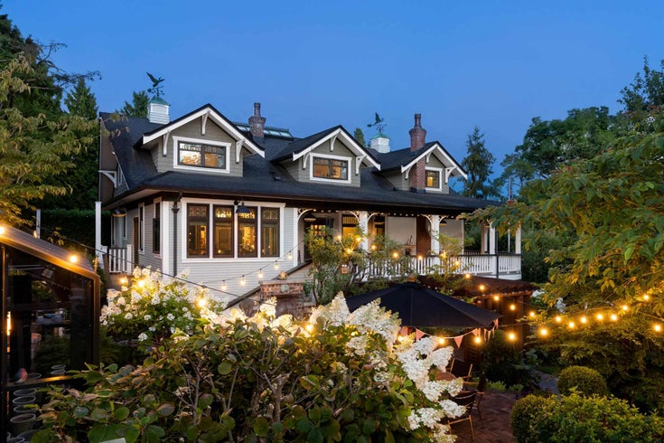 6476 BLENHEIM STREET - Southlands House/Single Family for sale, 6 Bedrooms (R2598795)
