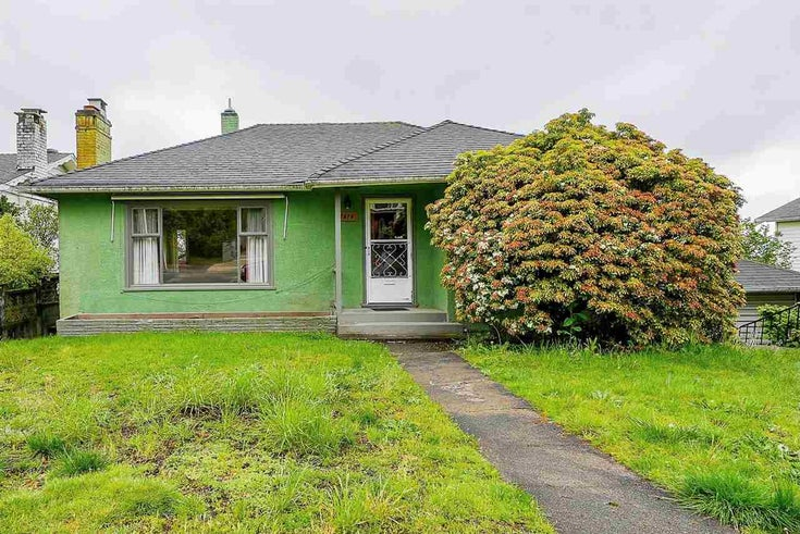 1414 NANAIMO STREET - West End NW House/Single Family for sale, 3 Bedrooms (R2598799)