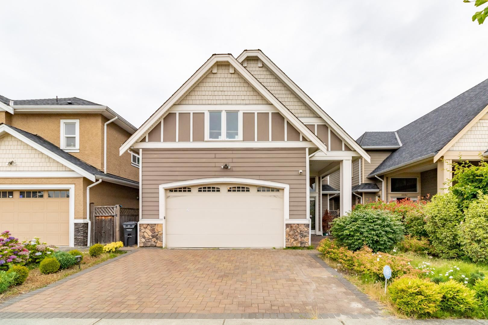 3371 SCRATCHLEY CRESCENT - East Cambie House/Single Family for sale, 3 Bedrooms (R2598808)