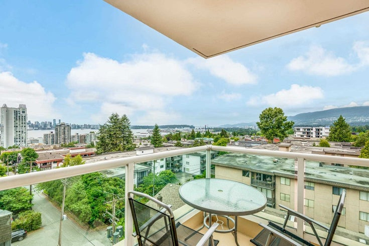 701 567 LONSDALE AVENUE - Lower Lonsdale Apartment/Condo for sale, 2 Bedrooms (R2598849)