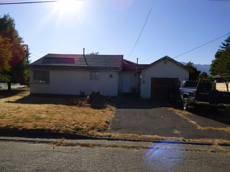 45495 SPADINA AVENUE - Chilliwack W Young-Well House/Single Family for sale, 2 Bedrooms (R2598876)
