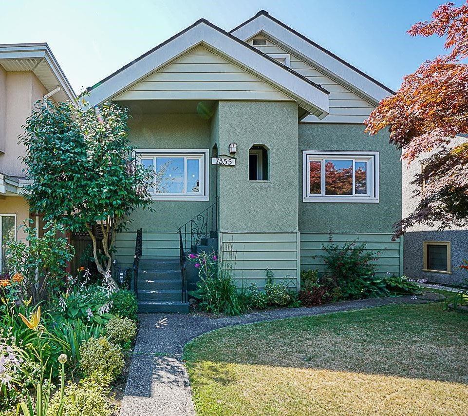 7355 PRINCE ALBERT STREET - South Vancouver House/Single Family for sale, 4 Bedrooms (R2598888) - #1