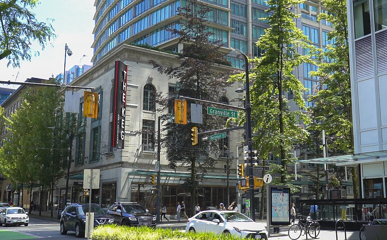 1201 610 GRANVILLE STREET - Downtown VW Apartment/Condo for sale, 1 Bedroom (R2598899) - #1