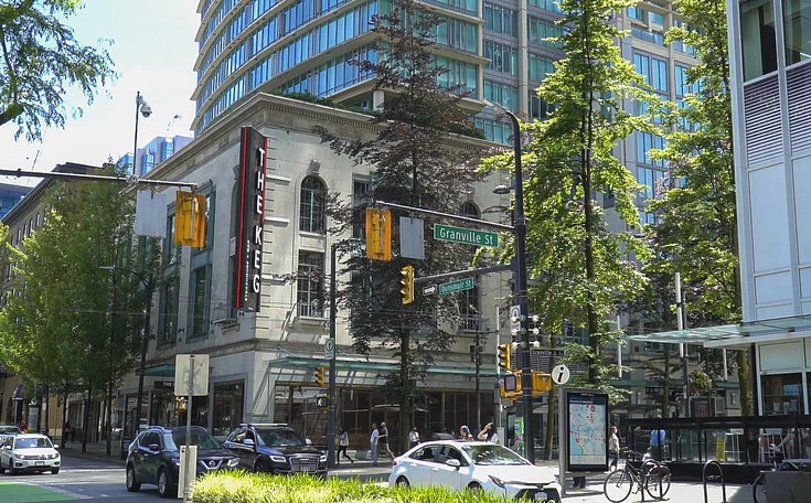 1201 610 GRANVILLE STREET - Downtown VW Apartment/Condo for sale, 1 Bedroom (R2598899)