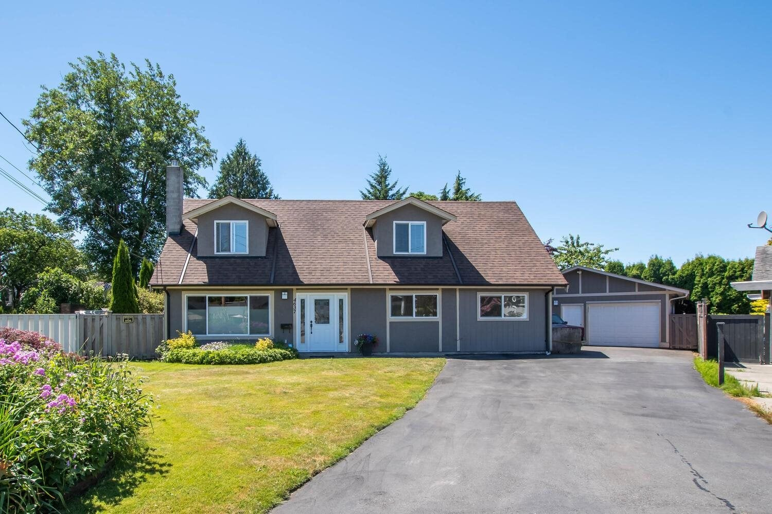 4637 RILEY PLACE - Ladner Elementary House/Single Family for sale, 3 Bedrooms (R2598969)