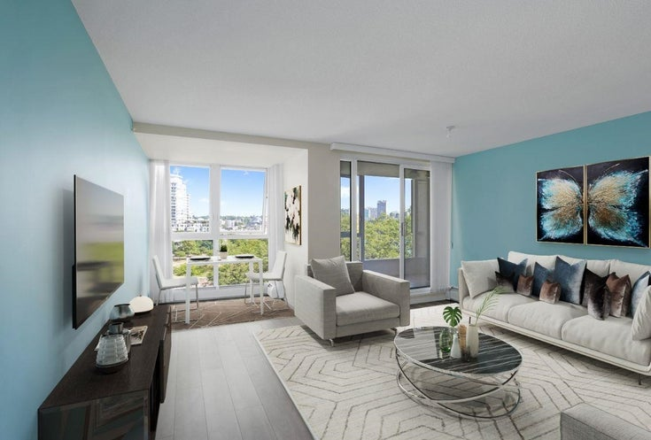 708 1328 HOMER STREET - Yaletown Apartment/Condo for sale, 2 Bedrooms (R2598978)