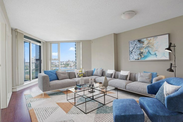 1507 455 BEACH CRESCENT - Yaletown Apartment/Condo for sale, 1 Bedroom (R2598993)