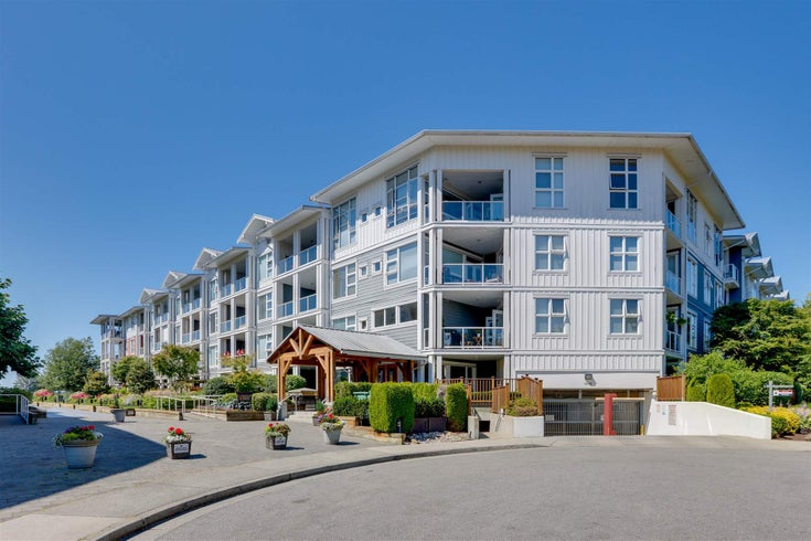 208 4500 WESTWATER DRIVE - Steveston South Apartment/Condo for sale, 2 Bedrooms (R2599023)