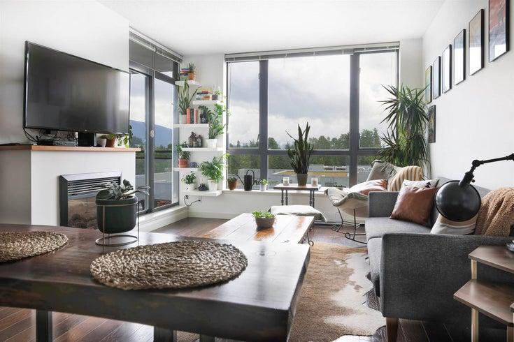 1509 400 CAPILANO ROAD - Port Moody Centre Apartment/Condo for sale, 1 Bedroom (R2599085)