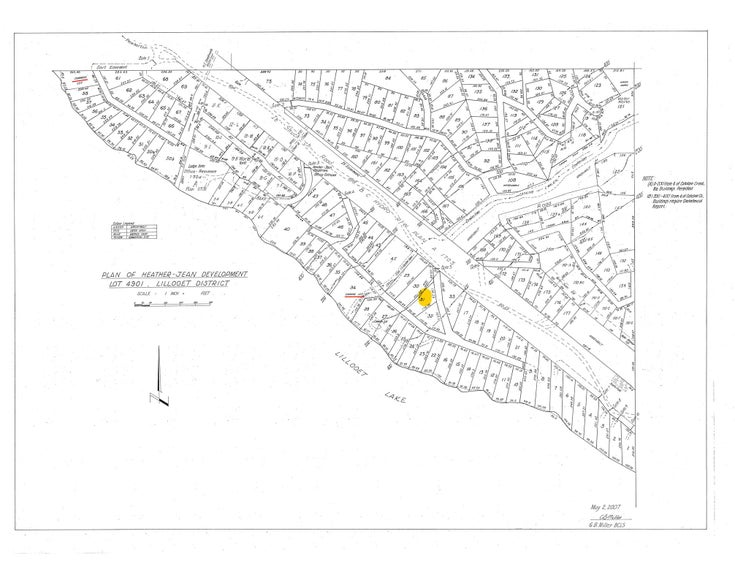 Lot 31 6500 IN-SHUCK-CH FOREST SERVICE ROAD - Lillooet Lake for sale(R2599108)