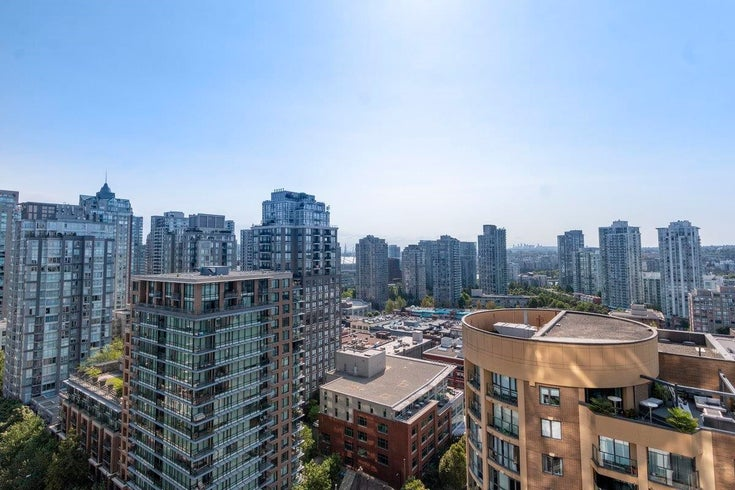 1905 1111 RICHARDS STREET - Yaletown Apartment/Condo for sale, 1 Bedroom (R2599123)