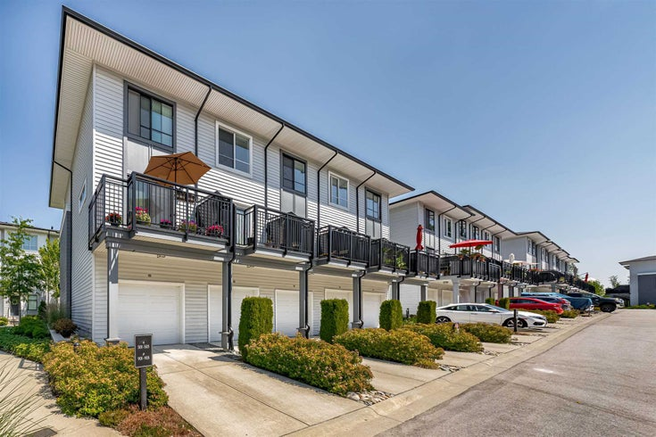 905 18505 LAURENSEN PLACE - Clayton Townhouse for sale, 2 Bedrooms (R2599188)