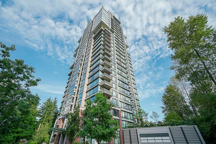 505 301 CAPILANO ROAD - Port Moody Centre Apartment/Condo for sale, 1 Bedroom (R2599282)