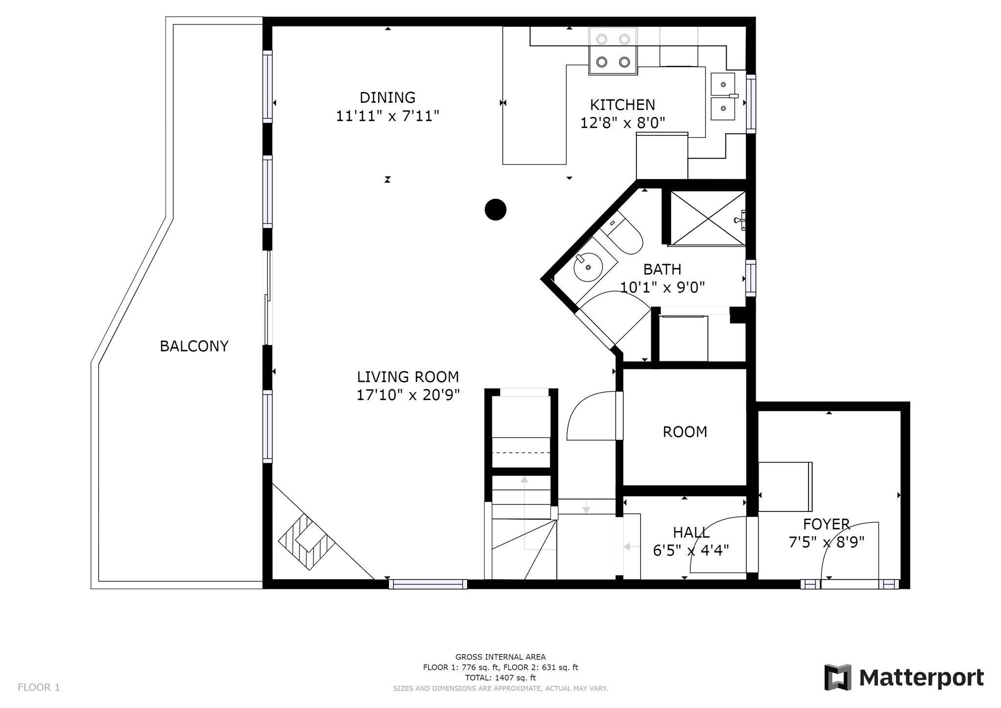 50 2322 CAYLEY CLOSE - Bayshores 1/2 Duplex for sale, 4 Bedrooms (R2599293) - #15