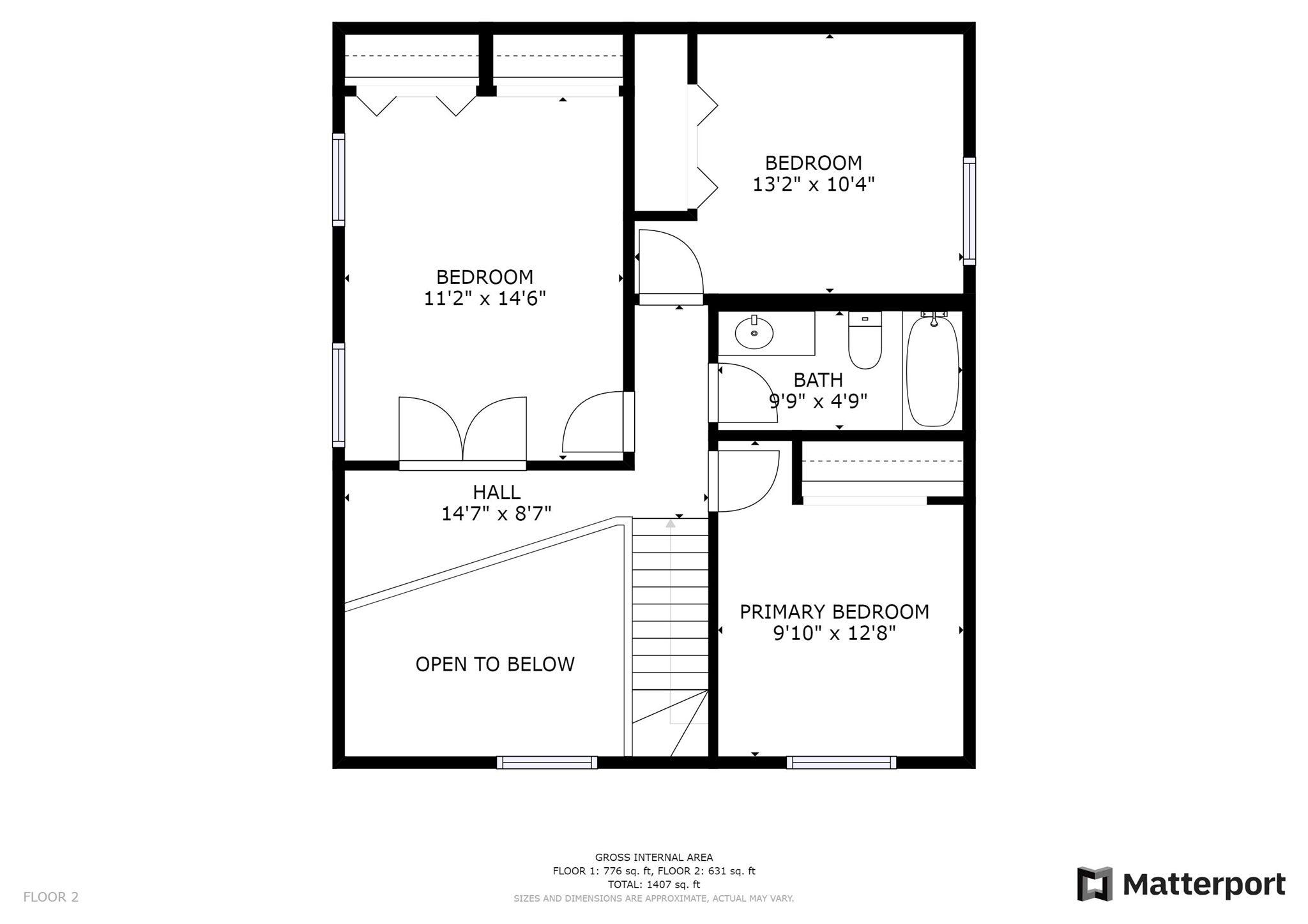 50 2322 CAYLEY CLOSE - Bayshores 1/2 Duplex for sale, 4 Bedrooms (R2599293) - #16