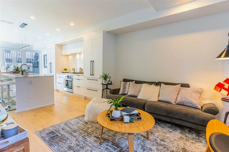 113 649 E 3RD STREET - Lower Lonsdale Townhouse for sale, 2 Bedrooms (R2599332)