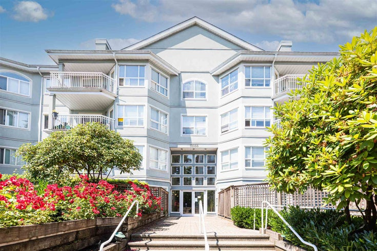 406 13955 LAUREL DRIVE - Whalley Apartment/Condo for sale, 2 Bedrooms (R2599337)