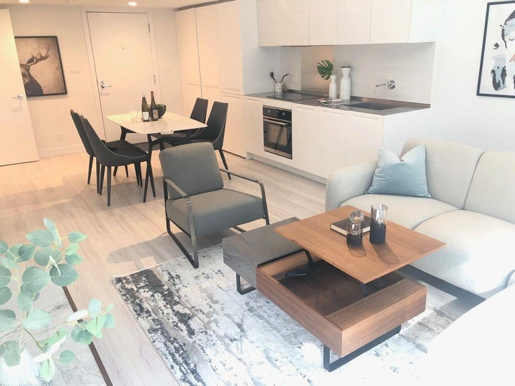1105 1133 HORNBY STREET - Downtown VW Apartment/Condo for sale, 1 Bedroom (R2599357)