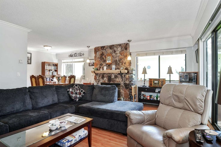 206 1554 GEORGE STREET - White Rock Apartment/Condo for sale, 2 Bedrooms (R2599360)
