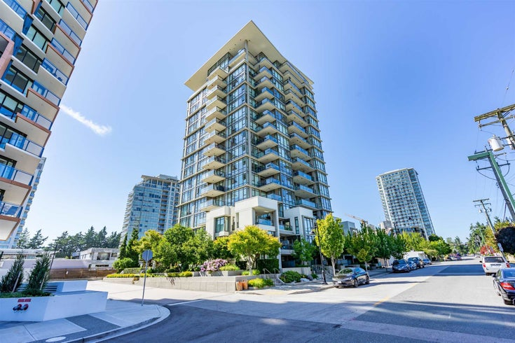 203 1455 GEORGE STREET - White Rock Apartment/Condo for sale, 1 Bedroom (R2599469)