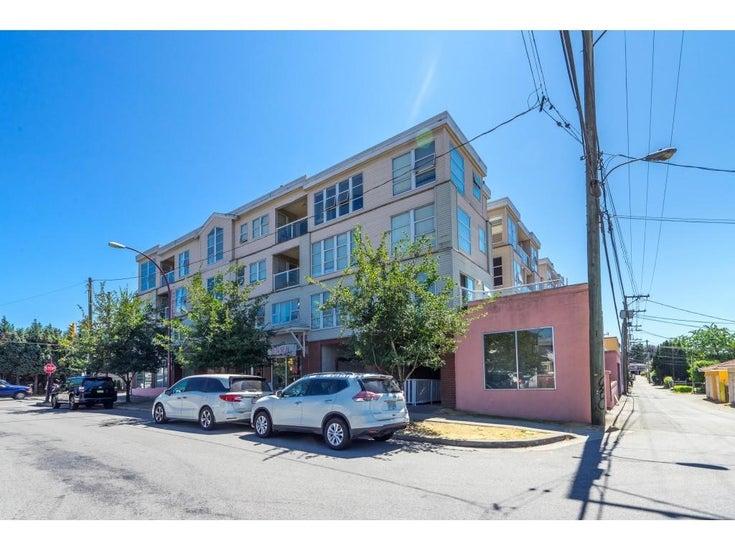 409 1958 E 47TH AVENUE - Knight Apartment/Condo for sale, 2 Bedrooms (R2599470)