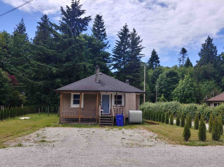 4414, 4418-4426A/B SUNSHINE COAST HIGHWAY - Sechelt District House with Acreage for sale(R2599486)