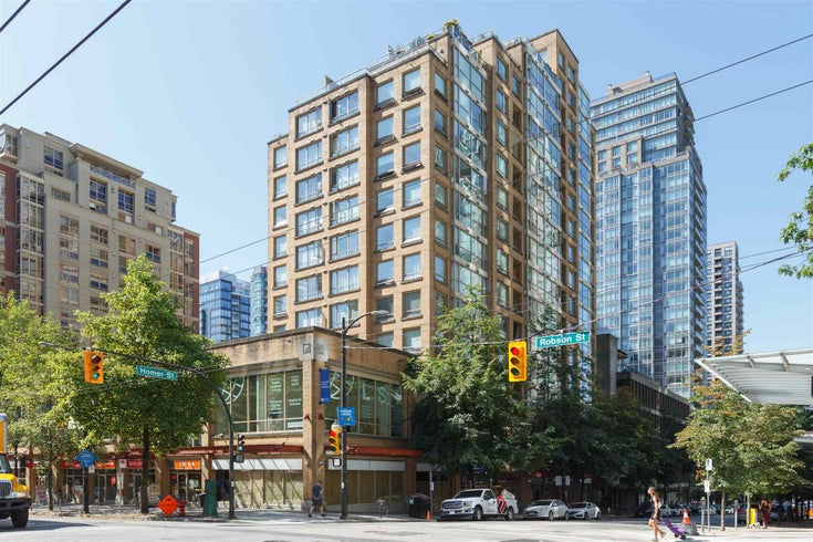 1305 822 HOMER STREET - Downtown VW Apartment/Condo for sale, 2 Bedrooms (R2599489)