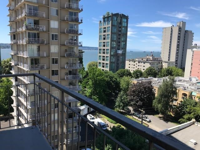 1004 1850 COMOX STREET - West End VW Apartment/Condo for sale, 1 Bedroom (R2599492)