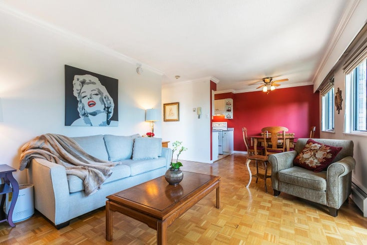 307 160 E 19TH STREET - Central Lonsdale Apartment/Condo for sale, 1 Bedroom (R2599558)